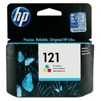 Картридж HP Deskjet D2563/F4283 #121 Color (o)