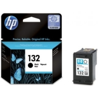 Картридж HP Deskjet 5443/PSC3183/ OJ6313 #132 Black (o) 5ml