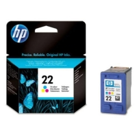 Картридж HP Deskjet 3920/DJ3940 #22 Color (o) 5ml