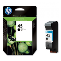 Картридж HP DJ850C/DJ970C/DJ1600C #45 Black (o) 21ml