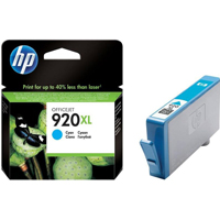 Картридж HP OfficeJet 6000/OJ7000 #920XL Cyan (o)