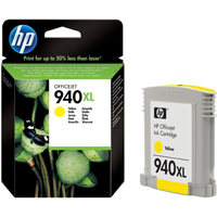 Картридж HP OJP8000 #940XL Yellow 1400 стр. (o)